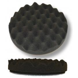 Polierschwamm soft gewaffelt 160mm