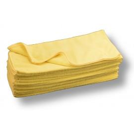 Microfasertuch Expert gelb