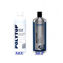 Polytop Mattlack Shampoo 500ml