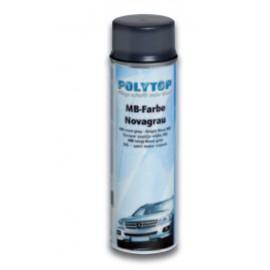 Polytop Mercedes Benz Lack - NovaGrau 500ml Dose