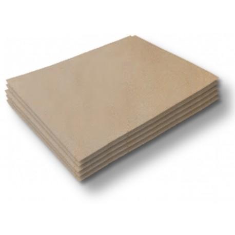 Krepp Papierfussmatten