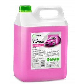 Nano Shampoo für Konservierung 5Ltr.
