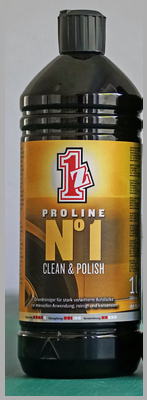 No1 Clean & Polish (Extra Lackreiniger)