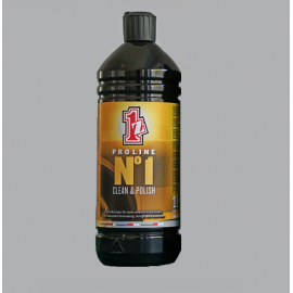 No1 Clean & Polish (Extra Lackreiniger) 1Liter