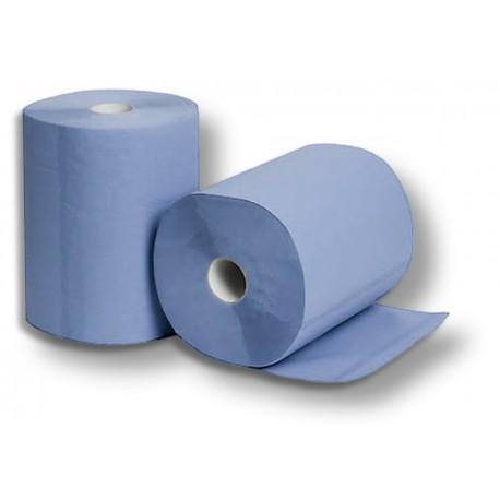 Papier-Putzrolle