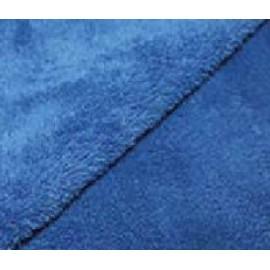 Microfasertuch PLUSH Deluxe -Blue (40x40 , Laserrand)