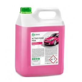Active Foam Pink (Color Schaum) 6Ltr