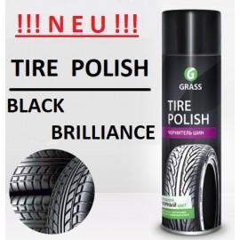 Tire Polish / Black Brilliance (Spray / 650ml)
